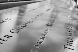 Мемориал 11 сентября. Нью-Йорк