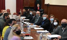 Legislatura: avanza el Plan Maestro Plurianual de Desarrollo