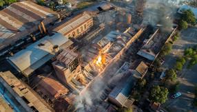 Incendio en La Esperanza con víctimas fatales