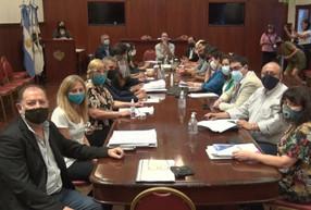 Violencia de género: avanza el proyecto unificado en la Legislatura