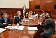 La Comisión de Asuntos Institucionales entrevistó a postulantes para cargos en el Poder Judicial