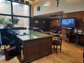 Haquim cierra el año con el Foro de Vices y el Parlamento del NOA