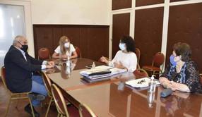 Participación activa de la Comisión de Salud en el Cofelesa