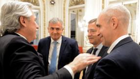 Desaire de Morales a Alberto Fernández