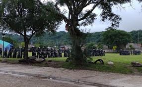 Operativo de Seguridad que terminó en Represión
