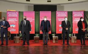 Morales se pone al hombro la campaña