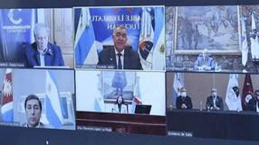 Haquim organizó la tarea parlamentaria