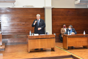 Legisladores se capacitaron en el marco de la Ley Micaela