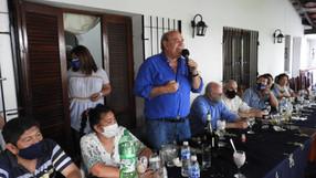 Rubén cantó retruco