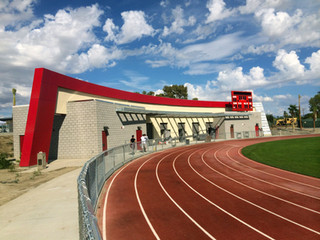 Palm Springs HS Field & Concessions Stands