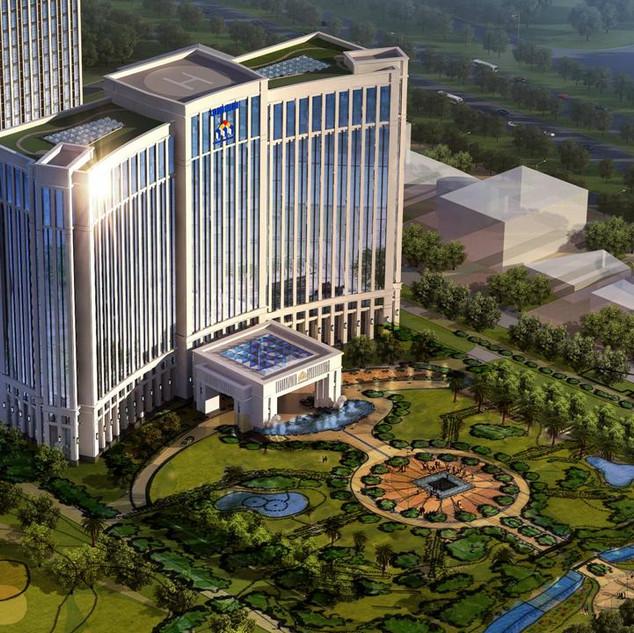 ZhongNanHai HQ