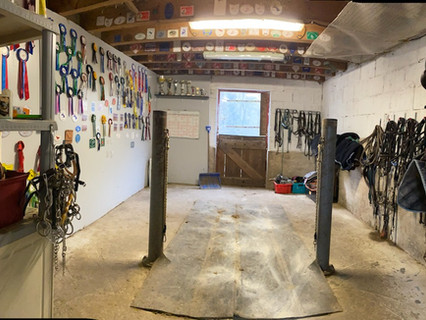 La salle de préparation