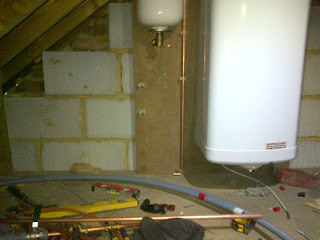 Water Heater installation in Harrow north west London