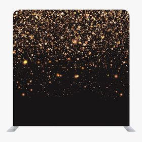 Black Sparkle Backdrop