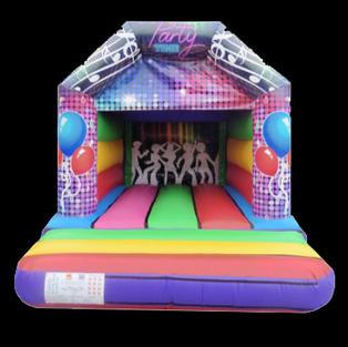 Small Disco Castle