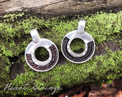 Horse shoe pendants