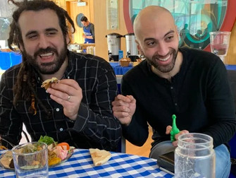 Israeli and Palestinian chefs break down barriers through food and friendship