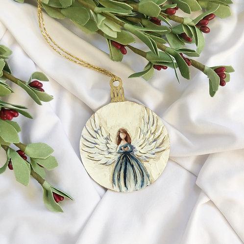A Grateful Chorus II Ornament