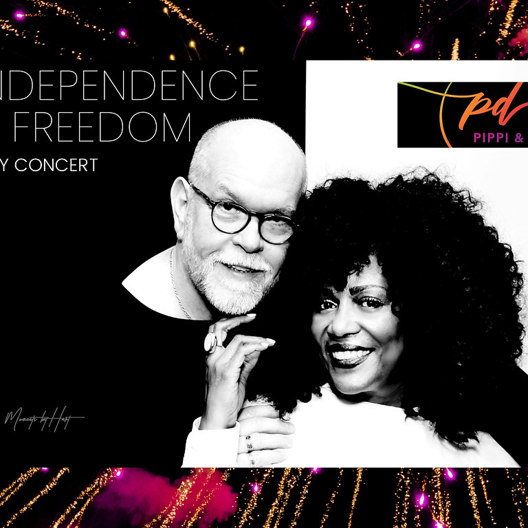 """""""Independence & Freedom""""   A virtual, private Concert!"""