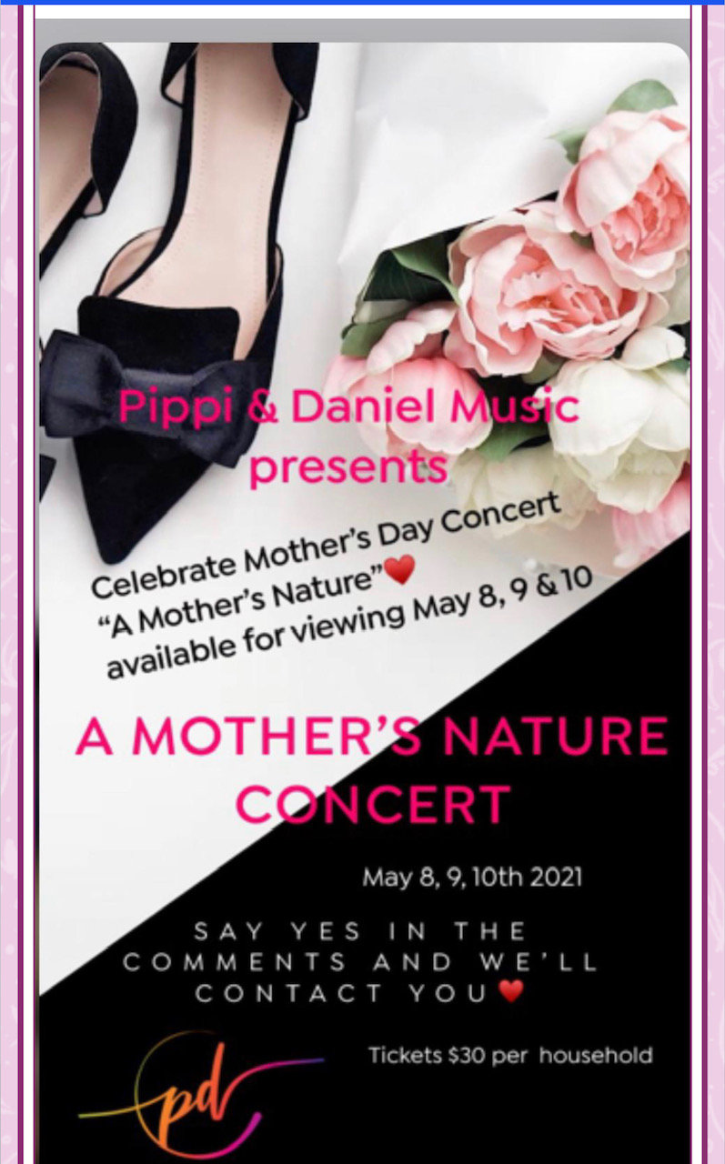 """Mother's Day Concert """"A Mother's Nature"""""""