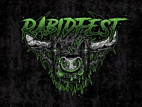 RABIDFEST Returns!