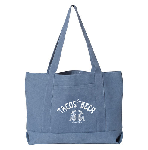 Tacos & Beer Beach Bag