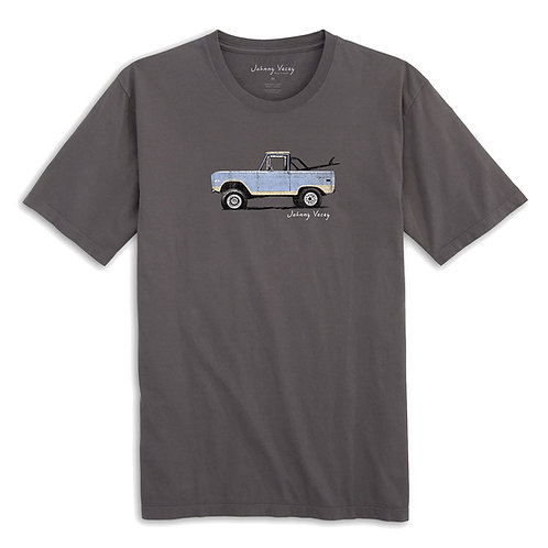 Vintage Bronco Short Sleeve T-Shirt
