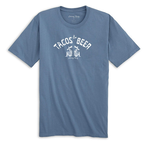 Tacos & Beer Short Sleeve T-Shirt