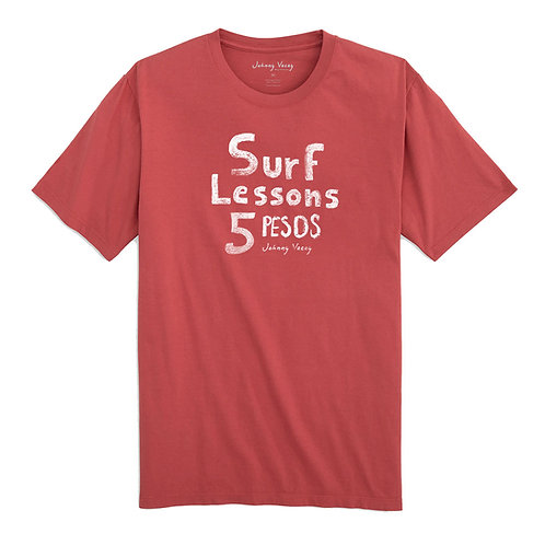 Surf Lessons Short Sleeve T-Shirt