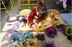 Ateliers Enfants fleurs