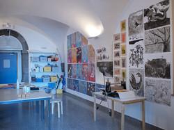 vue d'atelier des enfants au MARQ - AS E