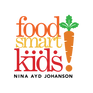 Food Smart Kids Logo with Carrot