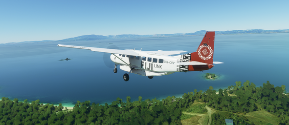 Fiji Airways (Cessna 208B Grand Caravan)