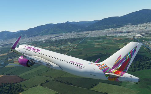 Caribbean Airlines (A320neo)