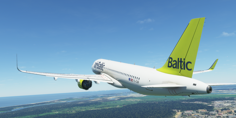 Air Baltic (A320neo)