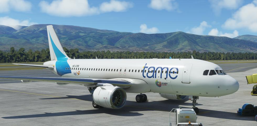 TAME (A320neo)