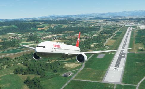 Swissair (777)