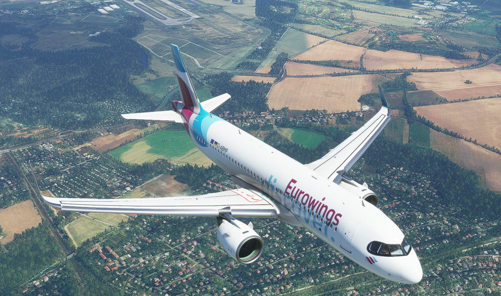 Eurowings Discover (A320neo)