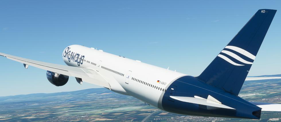 Skyways - Virtual Airline (777-300)