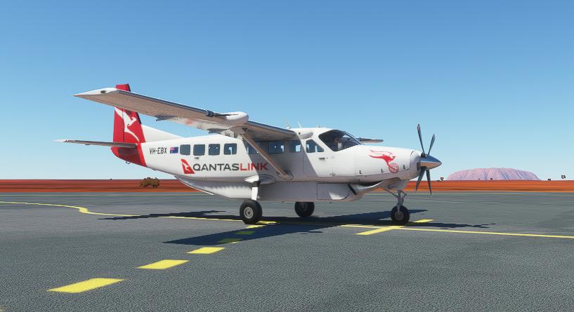 Qantaslink (Cessna 208B Grand Caravan)