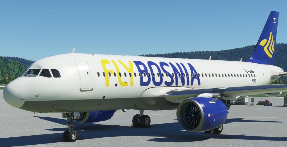 Air Bosnia (A320neo)