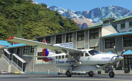 Nepal Airlines (Cessna 208B Grand Caravan)