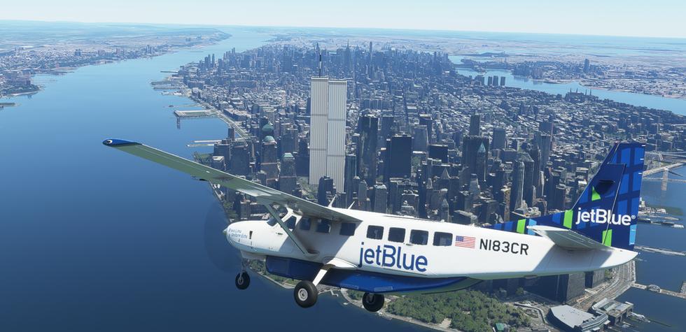Jetblue (Cessna 208B Grand Caravan)