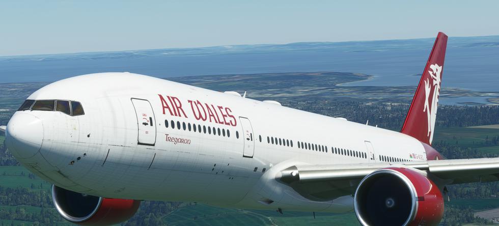Air Wales - Virtual Airlines (777) - airwalesv.org