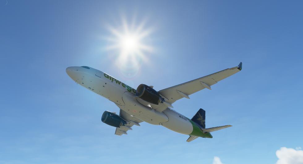 Airwego Kalahari - Virtual Airline (A320neo)