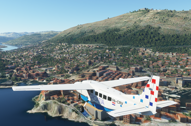 Croatia Airlines (Cessna 208B Grand Caravan)