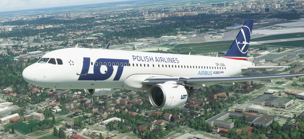 LOT Polish Airlines (A320neo)