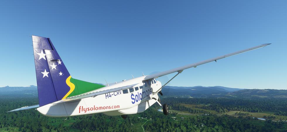 Solomon Airlines (Cessna 208B Grand Caravan)