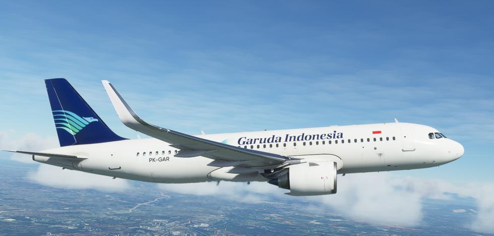 Garuda Indonesia (A320neo)