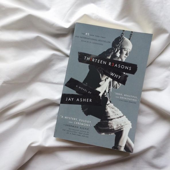 Rachreviews Thirteen Reasons Why By Jay Asher Rachreviewsbooks